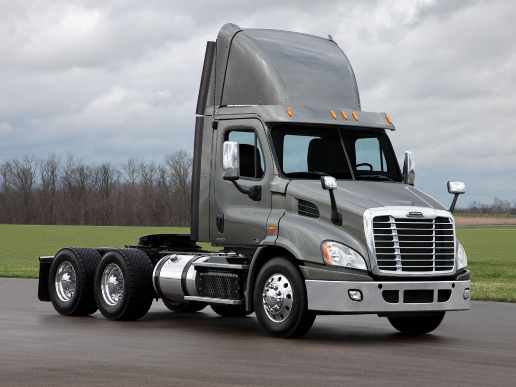 Cascadia Specifications Freightliner Trucks