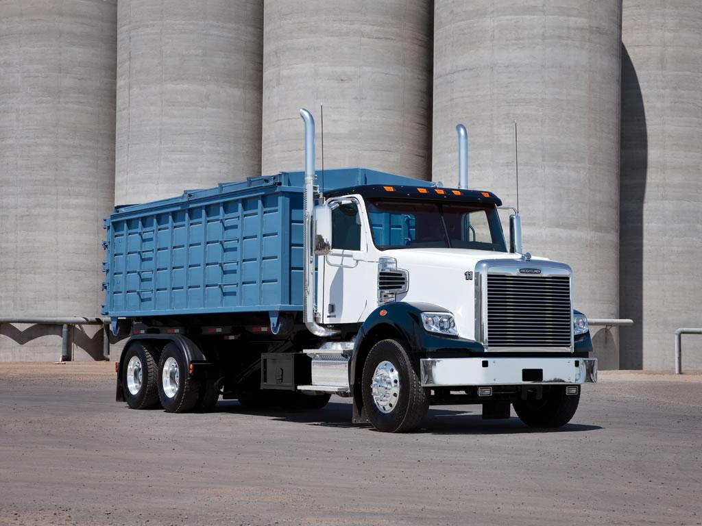 122SD Dump Truck 122SD Dump-Dust 122SD Heavy Haul 122SD Roll Off