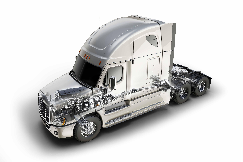Integrated Detroit™ Powertrain - Demand Detroit